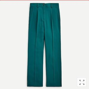 Tailored easy pant in 365 crepe